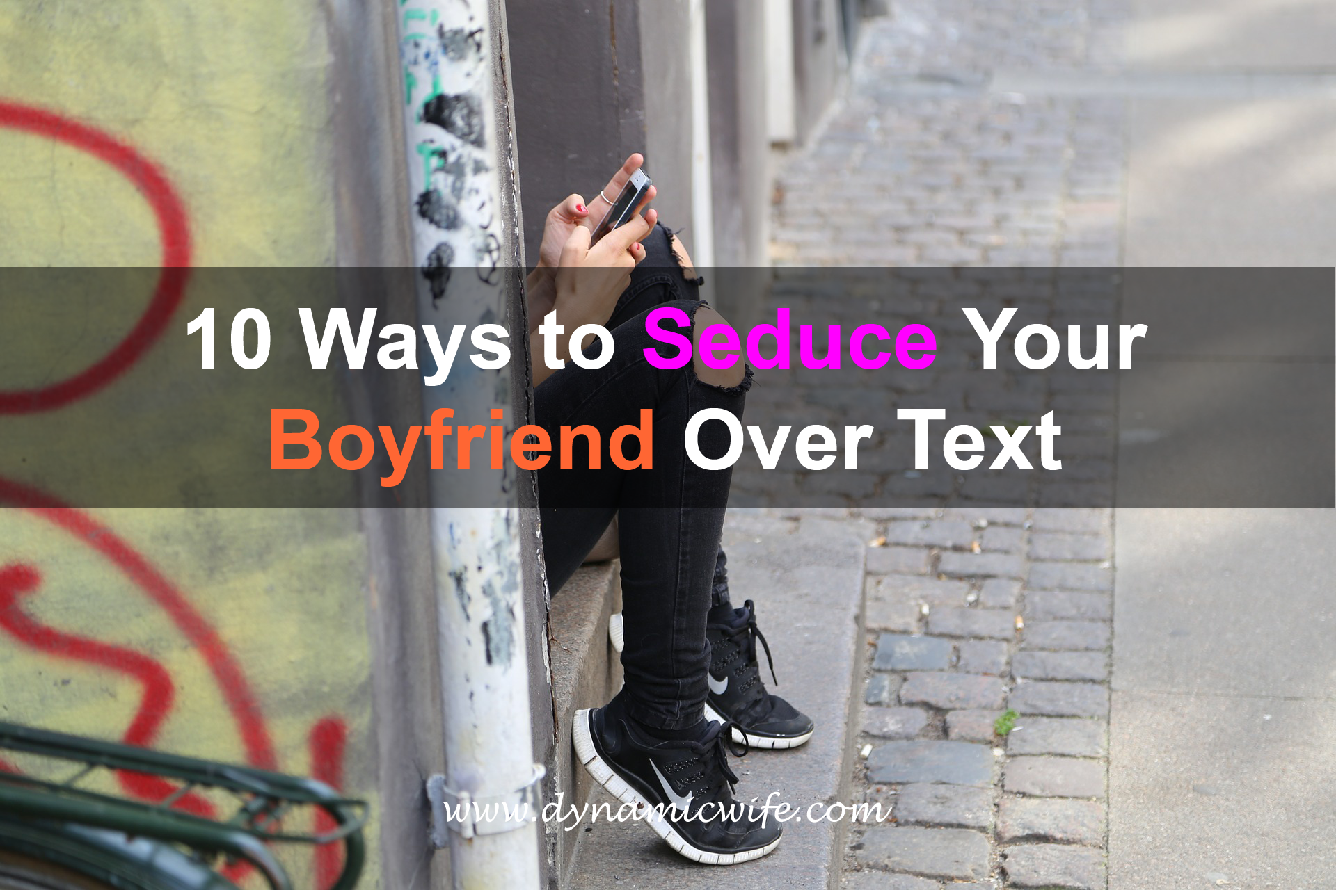 What to say to seduce a man over text