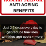 Better Than Botox Rosehip Seed Oil Anti-Ageing Benefits