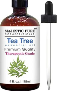Tea Tree Oil for Vaginal Smell