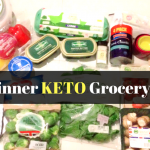 My First Keto Diet Grocery List + Tips for Beginners