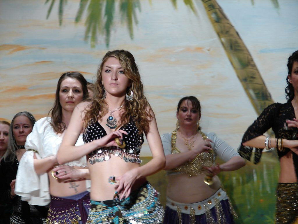 Belly Dancing Session
