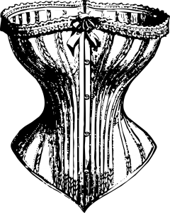 Early form of a Waist Trainer