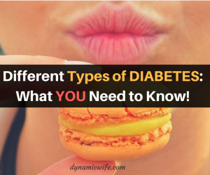 The Different Types of DIABETES: What YOU Need to Know