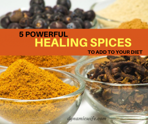 best herbs and spices