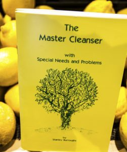 The Master Cleanser Book